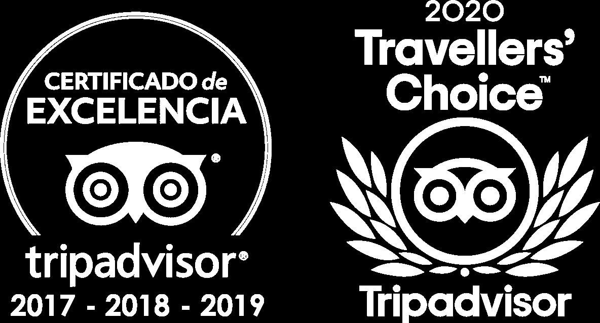 Certificados Tripadvisor Altoke